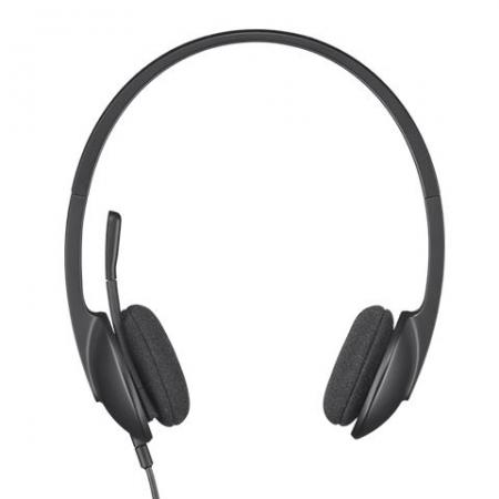 Logitech Slušalice H340 USB